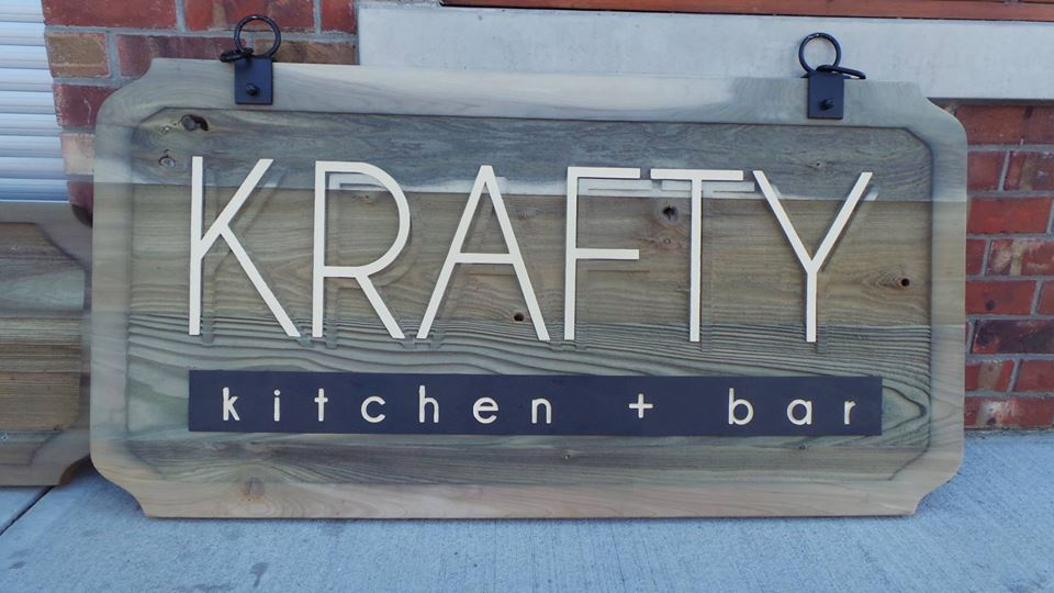 KRAFTY Kitchen + Bar