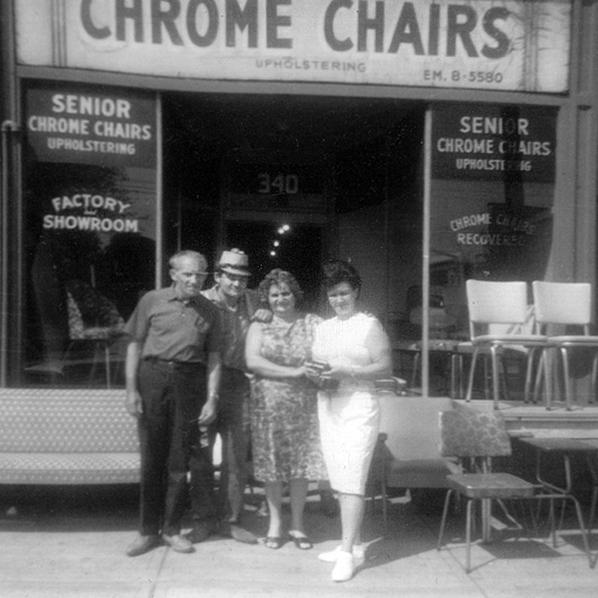 Senior Chairs – Senior Custom Upholstering